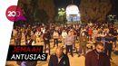 Alhamdulillah, Masjid Al-Aqsa Kembali Dibuka