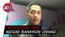 Banyak Job, Irfan Hakim Tetap Patuh Saat New Normal