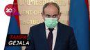 PM Armenia Beserta Keluarga Positif Virus Corona