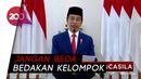 Pandemi Corona, Jokowi Ajak Pejabat Pusat-Daerah Berpihak untuk Rakyat