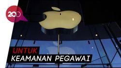 Dampak Demo George Floyd, Sebagian Toko Apple di AS Tutup