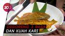 Lezatnya Olahan Ikan Kapiek Khas Pekanbaru