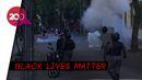 Protes Kematian George Floyd Pecah di Brazil