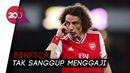 David Luiz Tolak Benfica, Lalu Akan Perpanjang Kontrak di Arsenal