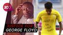 Pesan Solidaritas dari Sancho hingga Van Dijk untuk George Floyd
