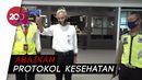 Sidak Bandara Ahmad Yani, Ganjar Geram Penumpang Berkerumun