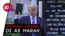 Trump Disemprot Gegara Foto di Gereja Pegang Alkitab