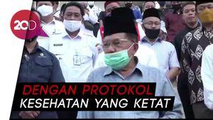 JK: Jokowi, Anies, DMI Sepakat Masjid di DKI Dibuka Jumat Jika...