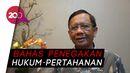 Mahfud MD Panggil Ketua KPK hingga KSAD TNI