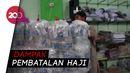 Haji Dibatalkan, Penjual Oleh-oleh Haji di Purwakarta Merugi