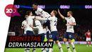 Satu Orang di Tottenham Hotspur Positif Corona