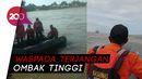 Isak Tangis Iringi Kedatangan Nelayan Konawe yang Tewas Dihantam Ombak