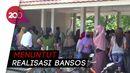 Tak Dapat Bansos, Puluhan Emak Kepung Kantor Desa Ciasem Girang!