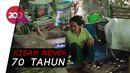 Kisah Nenek di Maros, Hidup di Gubuk Reyot Sebatang kara