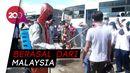 Ratusan TKI Deportan dari Malaysia Pulang ke Indonesia