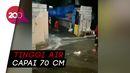 Pesisir Jakarta Utara Dilanda Banjir Rob