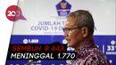Kasus Corona di RI Tambah 703, Jatim Paling Banyak
