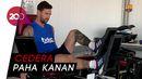 Lionel Messi Cedera Jelang Bergulirnya LaLiga