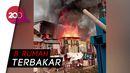 Si Jago Merah Lahap Pemukiman Warga di Mampang Jaksel