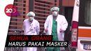 WHO Sarankan Usia 60 Tahun Pakai Masker Medis