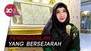 Cerita Roro Fitria Punya Kiswah Makam Rasulullah