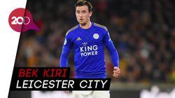 Manchester City Tertarik Rekrut Ben Chilwell