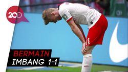 Gol Paderborn di Injury Time Buyarkan Kemenangan Leipzig