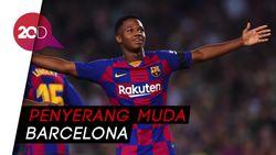 Man United Siapkan Uang Selangit Demi Ansu Fati