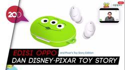 Gemas! Ada Karakter Imut Toy Story di Perangkat Oppo