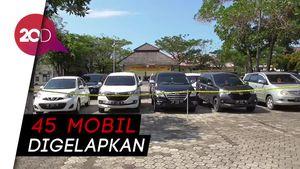 Komplotan Penggelapan Mobil Rental di Babel Dibekuk