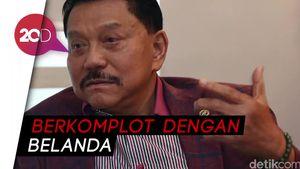 Wacana Gelar Pahlawan, Hendropriyono: Sultan Hamid II Pengkhianat