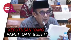 Minta Maaf ke DPR, Ini Alasan Menag Batalkan Haji Sepihak