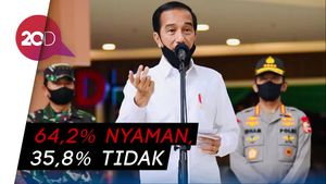 Survei KedaiKOPI: 64,2 % Warga Nyaman Pada Pemerintahan Jokowi