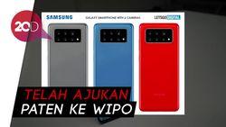 Ponsel Baru Samsung Dikabarkan Akan Punya 6 Kamera Belakang