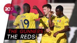Arsenal Sukses Tekuk Southampton 2-0