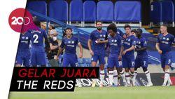 Man City Dihantam Chelsea 2-1, Liverpool Segel Trofi