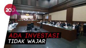Dirut Jiwasraya Sampaikan Temuan BPKP di Persidangan Benny Tjokro