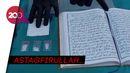 Digerebek Polisi, Pengedar Tepergok Sembunyikan Sabu di Al-Quran