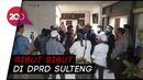 Ricuh RDP Kapolda Sulteng di DPRD, Dewan Poso Ngamuk Tak Boleh Masuk