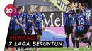 Bekuk Napoli 2-0, Atalanta Luar Biasa!