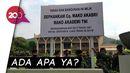 Kantor Pemkot-DPRD Kota Magelang Dipasang Patok oleh TNI