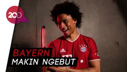 Kedatangan Sane Bikin Sayap Bayern Makin Ngeri!