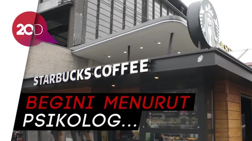 Heboh Pegawai Starbucks Indonesia, Apa Penyebab Pria Suka Ngintip?