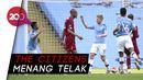 Manchester City Bantai Liverpool 4-0