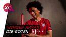 Bayern Munich Resmi Perkenalkan Leroy Sane