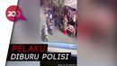 Aksi Jambret Kalung Emas Ibu-ibu Terekam CCTV