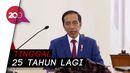 Jokowi Targetkan Indonesia Berpenghasilan Tinggi di 2045