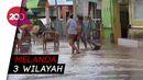 Banjir di Gorontalo Mulai Surut, Warga Bersih-bersih