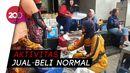 Pedagang Positif Corona, Pasar Tanah Abang Tetap Ramai Pengunjung