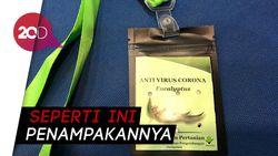 Heboh Kalung Antivirus Corona Kementan, Terbuat dari Apa Sih?